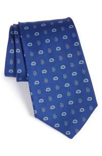 Lyst - Gitman Brothers Vintage Paisley Silk Tie in Blue ...