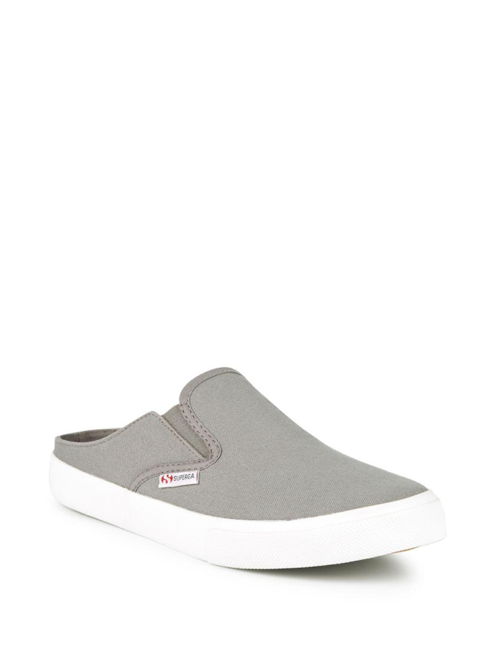 Mens Slip On Backless Trainers