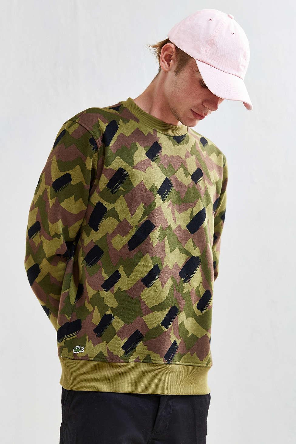 Green T Shirt Neck Crew