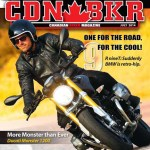Canadian Biker 303 - motorcycle news and information