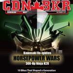 Canadian BIker 307 - motorcycle news