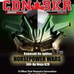 Canadian BIker 307 - motorcycle news