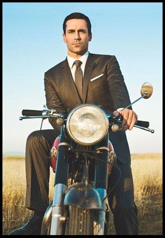 Distinguised Gentleman's Ride