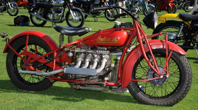 Indian Motorcycle Four