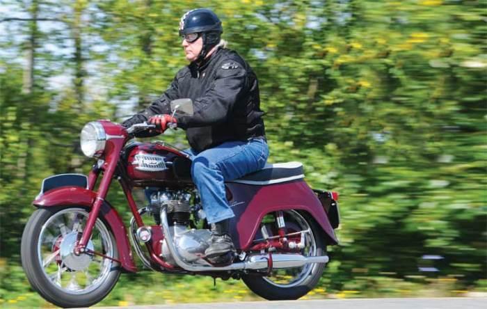 Triumph 500cc Speed Twin