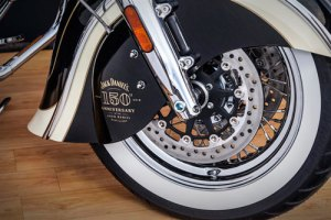 Jack Daniel's Indian Motorcles Vintage Chief
