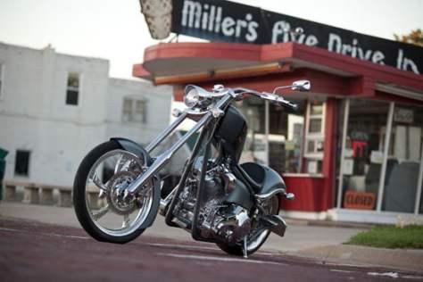 Big Dog Retrieves The Chopper Canadian Biker Magazine