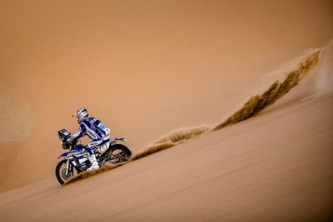 yamalube yamaha rally team