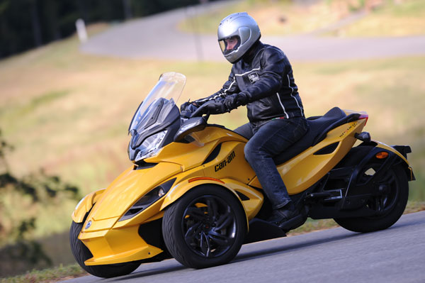 2013 Can-Am Spyder ST