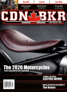 Canadian Biker  346 - Low Rider S, electric motorcycles, custom bikes, the Zen rider's bike