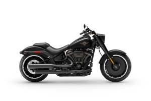 30th anniversary Harley-davidson fat boy
