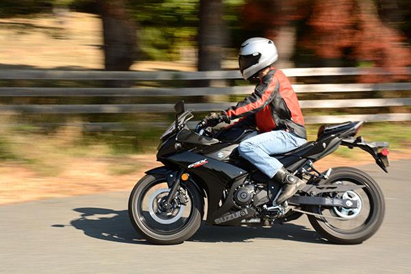 2017 Suzuki gsx250R review