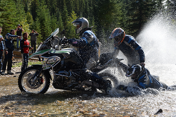 """For them, getting invited all expenses paid by BMW to represent their country on a brand new R1200GS in one of the most spectacular riding spots on Earth was literally winning the lottery. And they were taking it dead seriously, """"friendly"""" competition or not."""