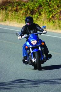 Suzuki m90 frontriding