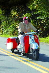 Zundapp 1959 scooter