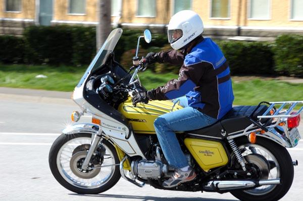 vintage motorcycle meet nothing rocks like a windjammer fairing