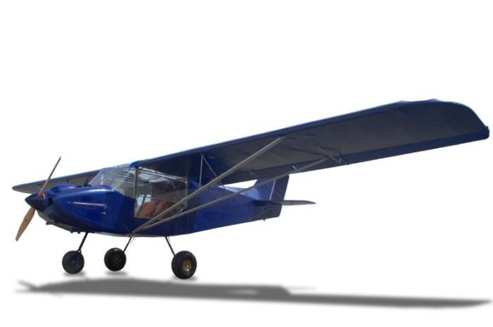 Yamaha concept plane