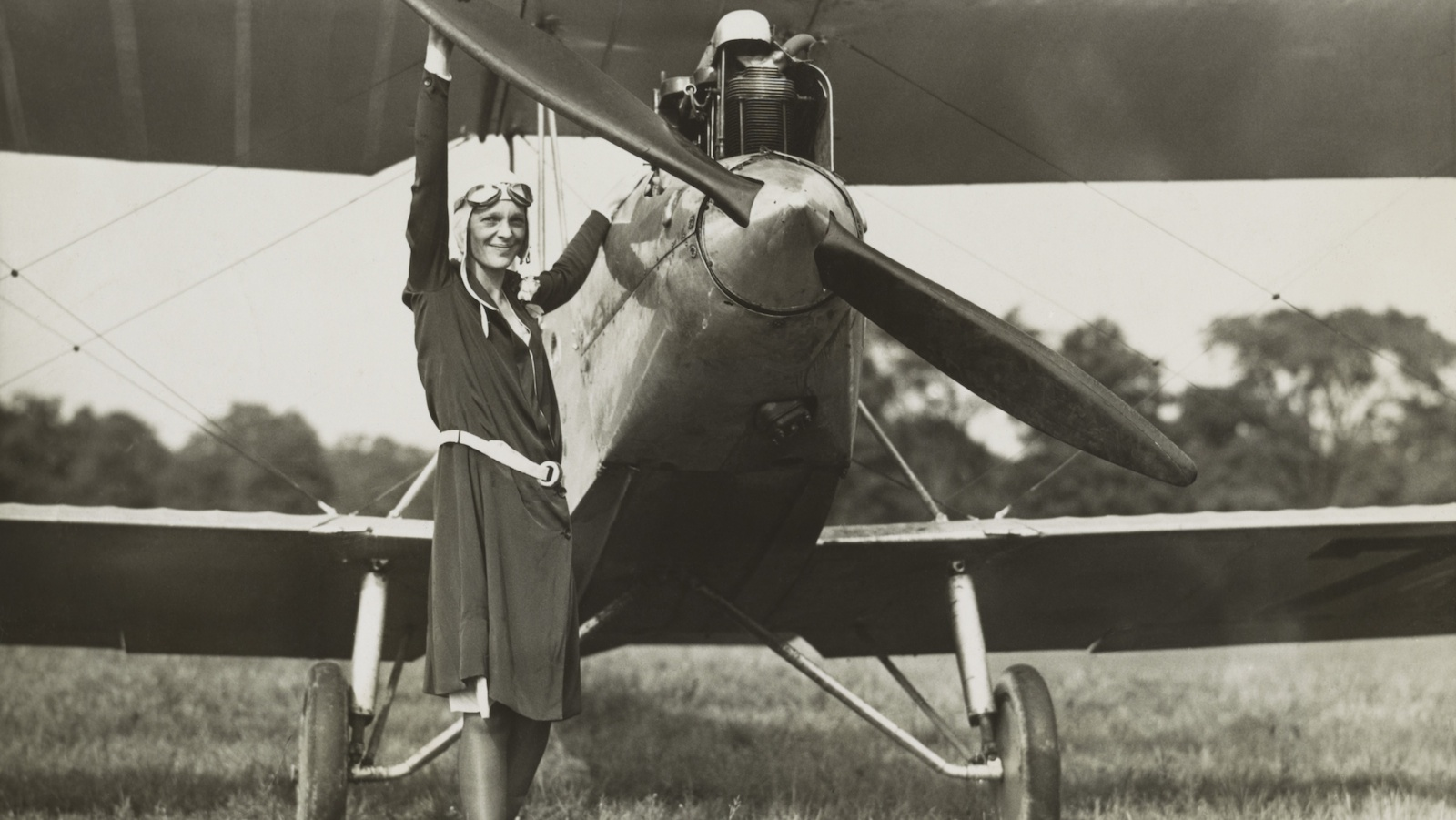 Why Amelia Earhart Really Is A Big Deal In Photos