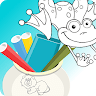 Coloring Book - Creative Fun icon