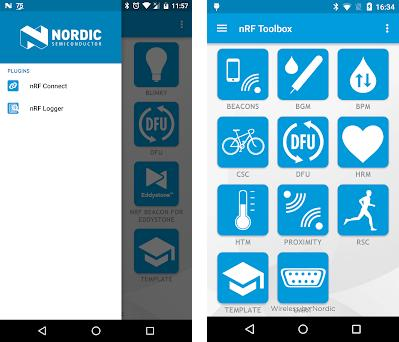 nRF Toolbox for BLE 2 7 3 apk download for Android • no