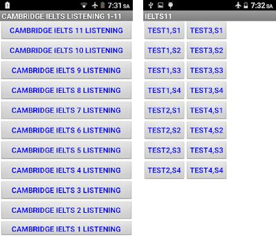 IELTS LISTENING PRACTICE TEST 1 0 apk download for Android