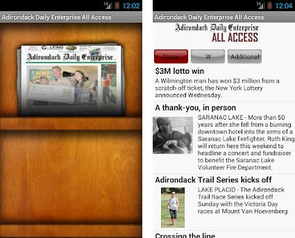 Daily Enterprise All Access preview screenshot