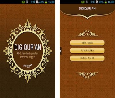 DigiQuran on Windows PC Download Free - 1 0 - com digitama digiquran
