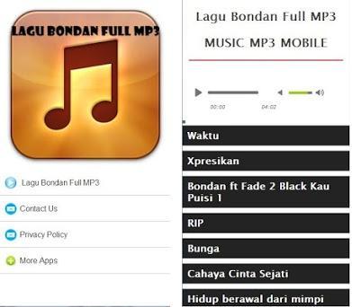 Lagu Bondan Dan Fade to Black Full MP3 on Windows PC