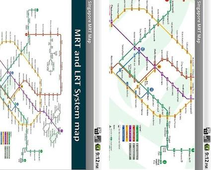 Singapore MRT Map 1 4 apk download for Android • com