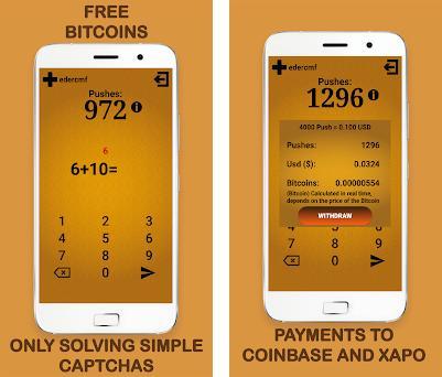 Bitcoin Captcha - BTC Faucet - Free Bitcoins 1 4 8 apk