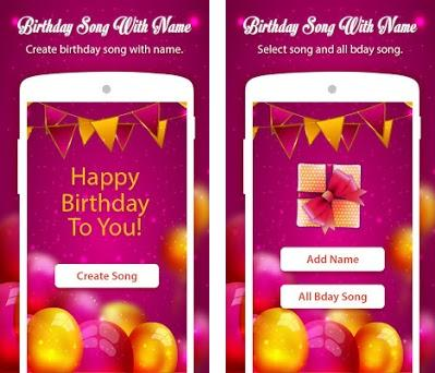 Birthday Song With Name - Happy B'Day 1 0 apk download for Android