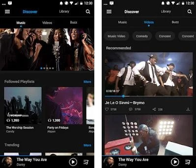 Boomplay play music, download songs & watch videos 5 1 2 apk