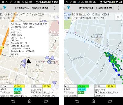 AZENQOS Map 1 0 9 apk download for Android • com azq drivetest googlemap