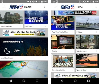 Spectrum Bay News 9 6 1 1 985 apk download for Android • com