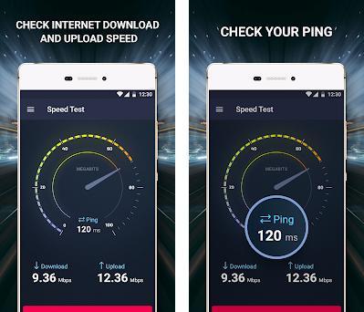 Internet Speed Test Original - wifi & 4g meter 5 8 apk