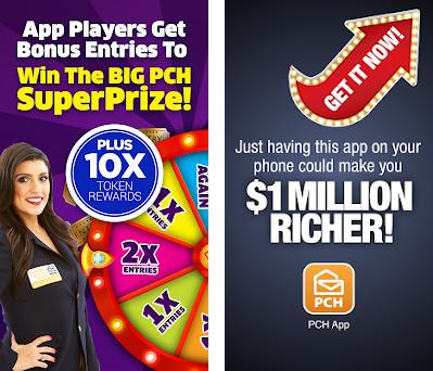 The PCH App 2 8 7 78540 apk download for Android • pch apps pchsweeps
