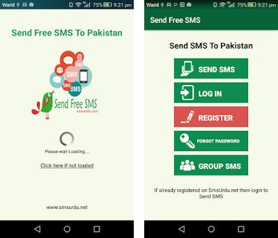 Free SMS Pakistan 10 0 apk download for Android • send_free