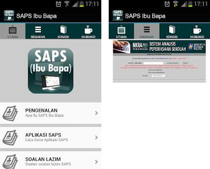 Saps Ibu Bapa Semakan Online On Windows Pc Download Free 1 0 Saps Sapsibubapa Sapssemakanibubapa
