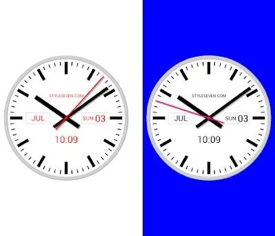 Swiss Analog Clock-7 2 5 apk download for Android • style_7