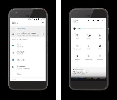 Substratum] Ice 3 0 apk download for Android • substratum theme ice