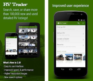 RV Trader preview screenshot