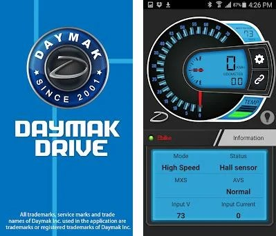 Daymak Drive 7 0 apk download for Android • com daymak inc