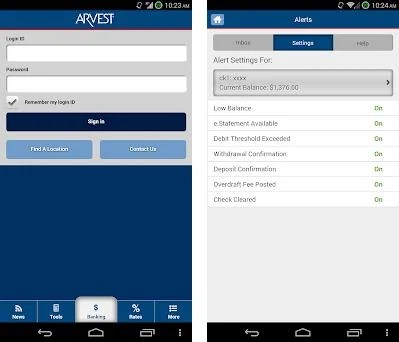 Arvest Mobile Banking 5 5 0 apk download for Android • com