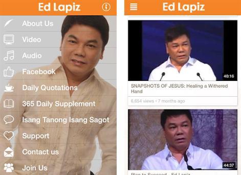 Ed Lapiz preview screenshot