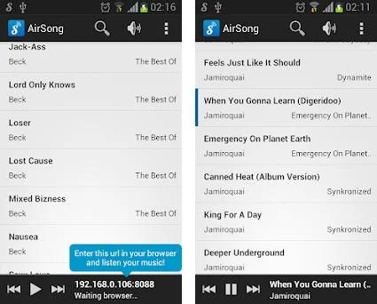 AirSong (Wifi Music Player) on Windows PC Download Free - 2 9 - com
