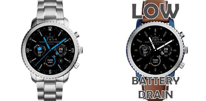 Marine Commander Watch Face for WearOS 1 7 4 39 apk download
