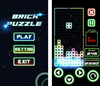 Brick Tetris Classic on Windows PC Download Free - 1 02 - com