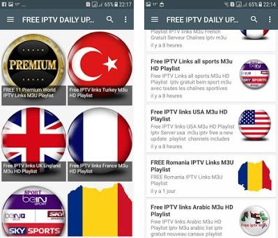 FREE IPTV DAILY UPDATES on Windows PC Download Free - 1 0 - com free