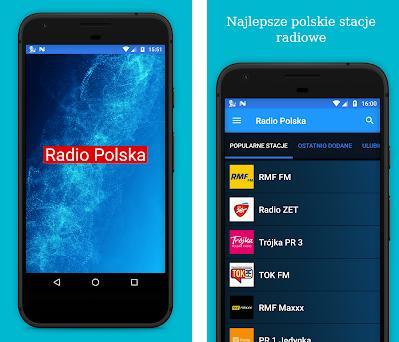 Polskie stacje radiowe 🇵🇱 preview screenshot