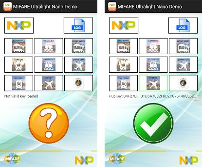 MIFARE Ultralight Nano Demo on Windows PC Download Free